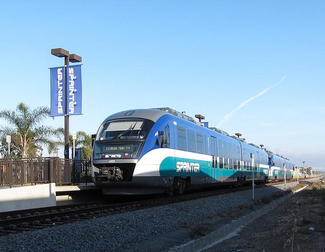 Sprinter Oceanside Transit (2435)