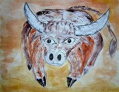 Zen and the art of bull sitting