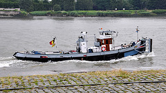 Pushboat Jea-Ma 6503360 on the Scheld
