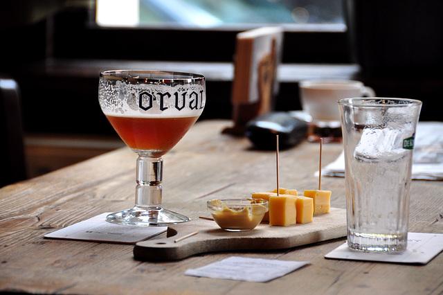 Jenevercafe De Vagant in Antwerpen