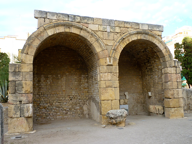 Vaulted Areas