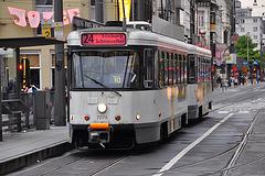 Antwerp tram 7078