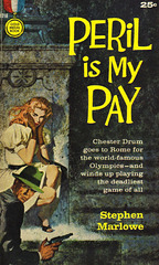 Stephen Marlowe - Peril is My Pay