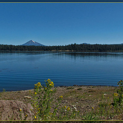 Morning View of Howard Prairie Lake
