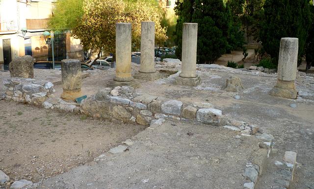 Peristyle (Garden with Columns)