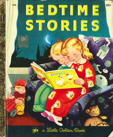 Little Golden Bedtime Stories