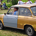 Oldtimershow Hoornsterzwaag – 1973 DAF 66