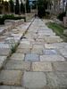 Roman Street with Pavement