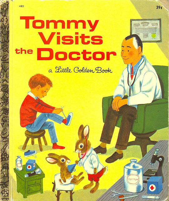 Tommy Visits the Doctor
