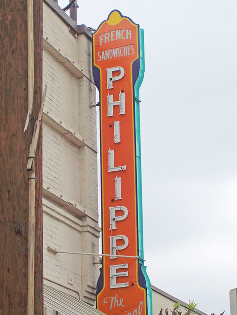 old Philippe's sign