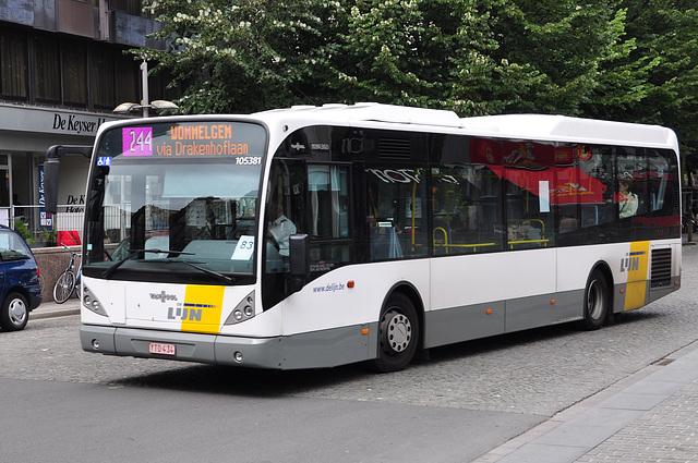 Antwerp bus 105381