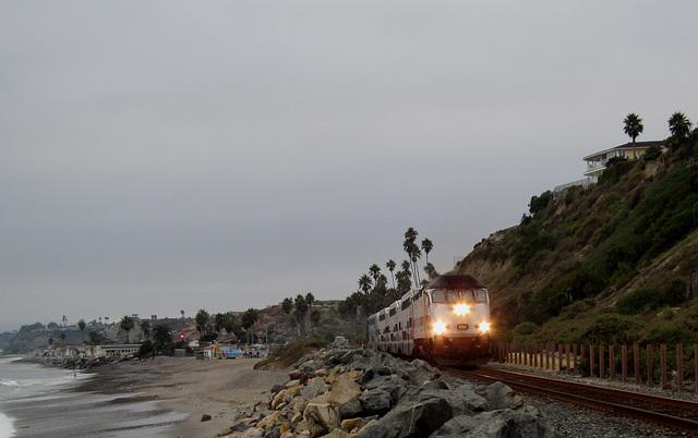 San Clemente Metrolink 1326a