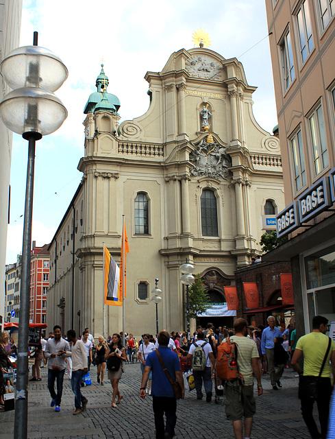 Heilig-Geist-Kirche, München