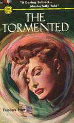 Theodore Pratt - The Tormented (1st printing)