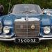 Oldtimershow Hoornsterzwaag – 1971 Mercedes-Benz 280 S