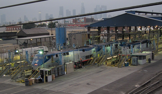 LA River: Amtrak maintenance1340a