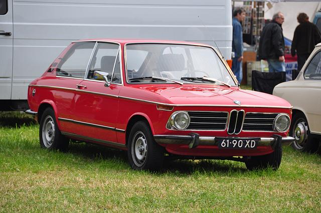 Oldtimershow Hoornsterzwaag – 1973 BMW 2002 Touring