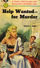 William L. Rohde - Help Wanted- for Murder