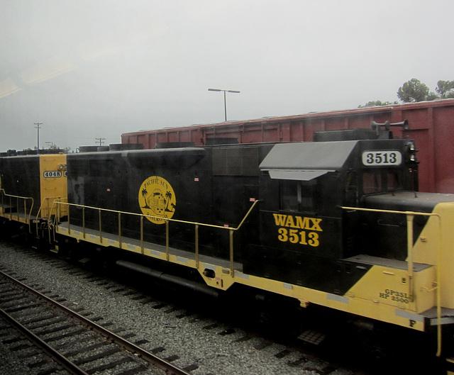 Pacific Sun Railroad 1295a
