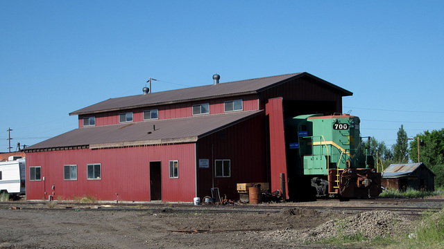 Lake Railway, OR 1038a