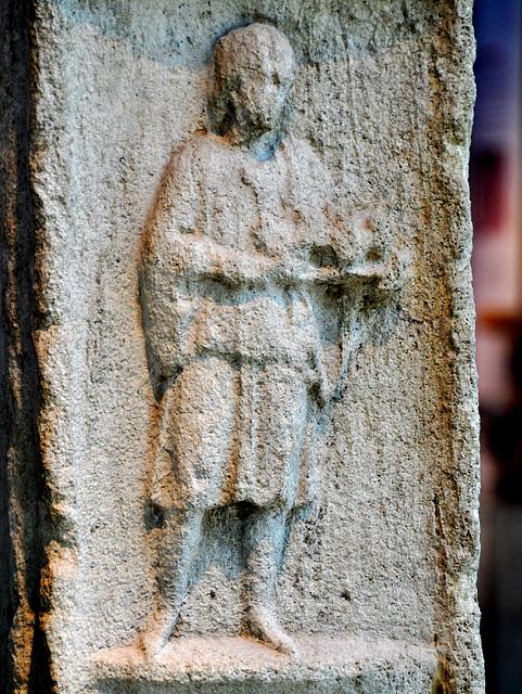 Nehalennia altaren – detail