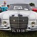 Oldtimershow Hoornsterzwaag – 1972 Mercedes-Benz 280 S