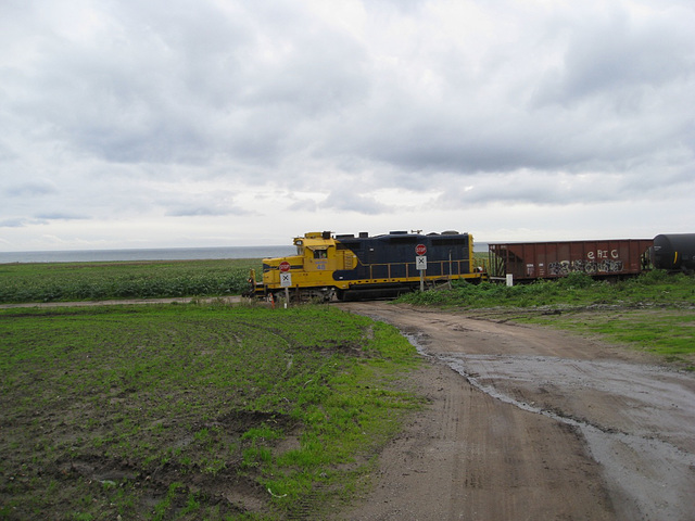 Sierra Northern Railroad Santa Cruz 3730a