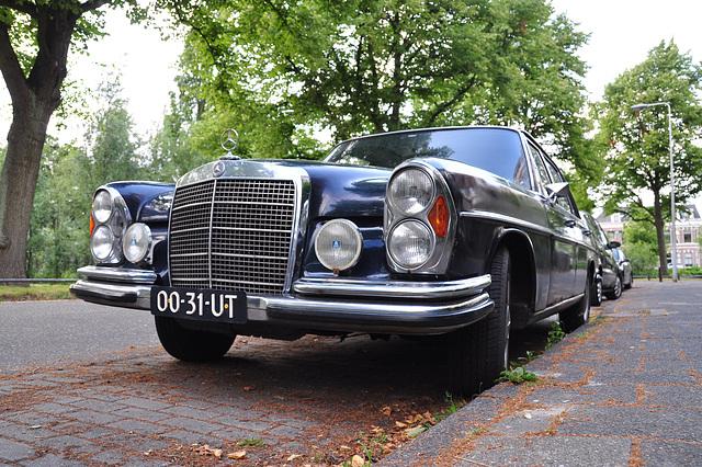 1972 Mercedes-Benz 280 SEL 3.5