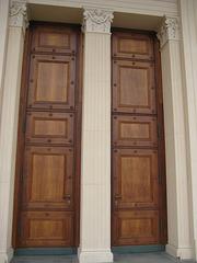 Potsdam - Türen der Nicolaikirche