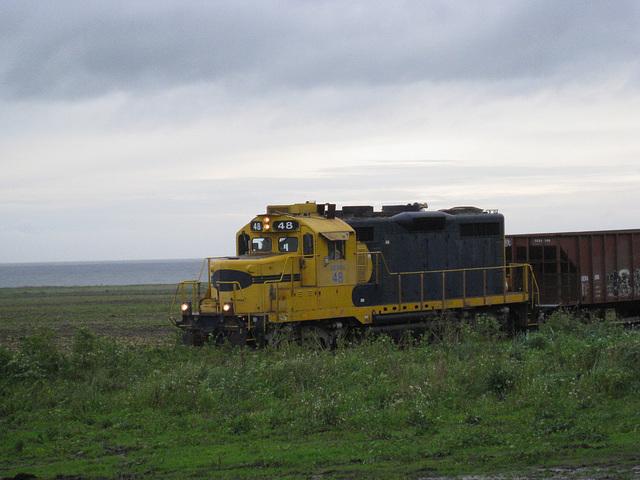 Sierra Northern Railroad Santa Cruz 3729a
