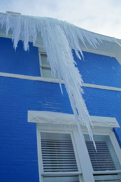 Killer icicle