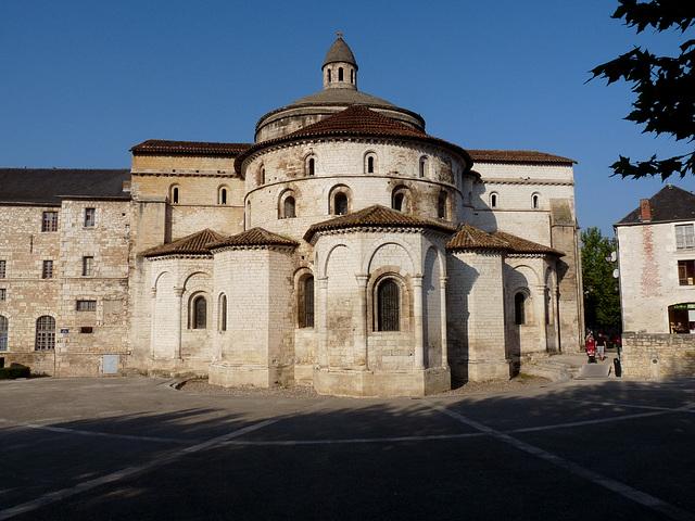 Souillac- Abbey Sainte Marie