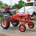 Oldtimershow Hoornsterzwaag – Allis-Chalmers tractor