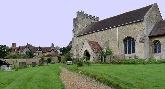 St Nicholas' Church, Nether Winchendon