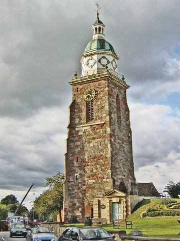 'The Pepperpot,' Upton-upon-Severn