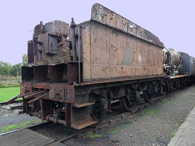 Rusty Old Tender