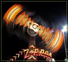 Zipper at Night