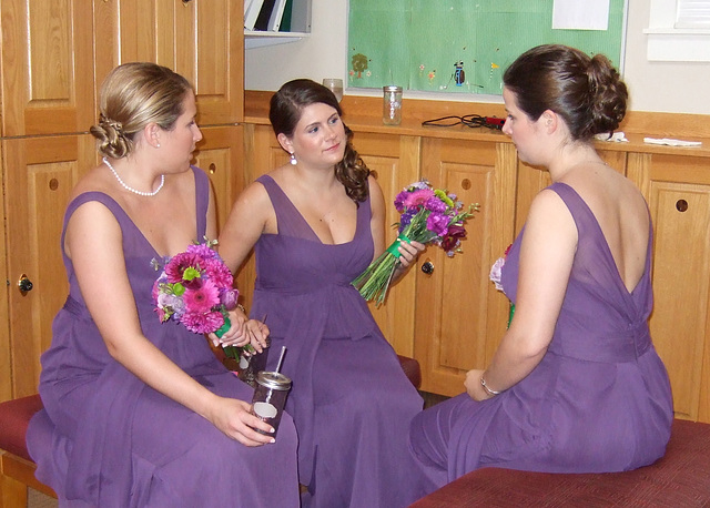 Bridesmaid Talk