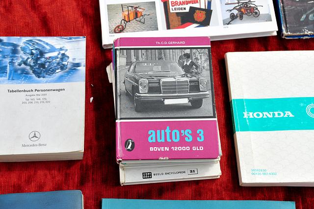 Oldtimershow Hoornsterzwaag – Guide for cars above ƒ 12,000