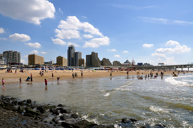 View of Scheveningen