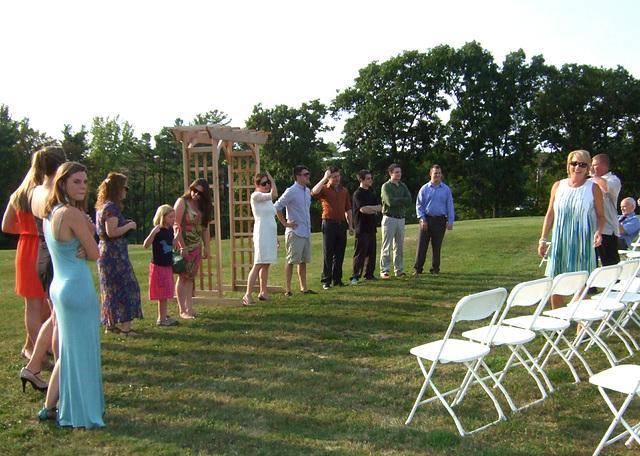 Wedding Rehearsal