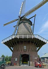 Nederland - Terwolde, 'De Ooievaar'