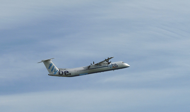 DHC Dash-8-402 G-JECK (Flybe)