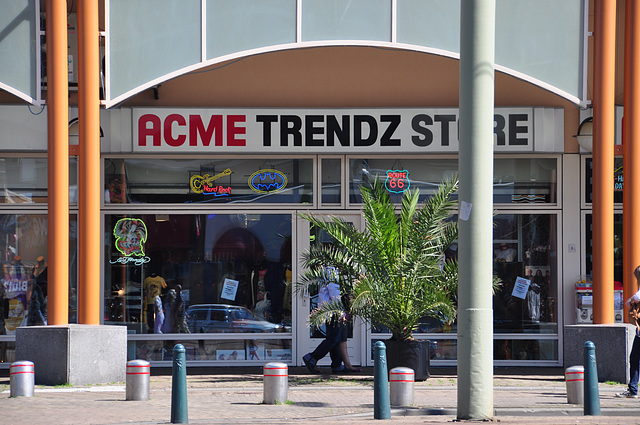 The Acme shop