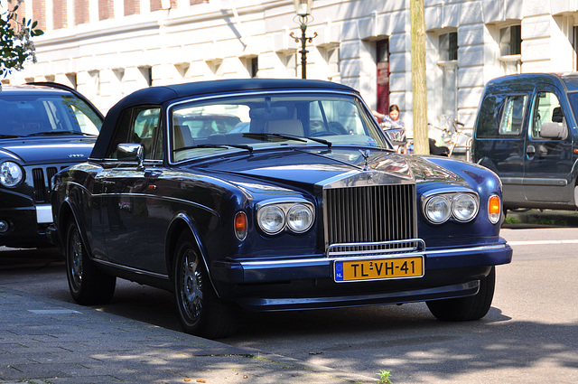 1996 Rolls-Royce Corniche IV U9