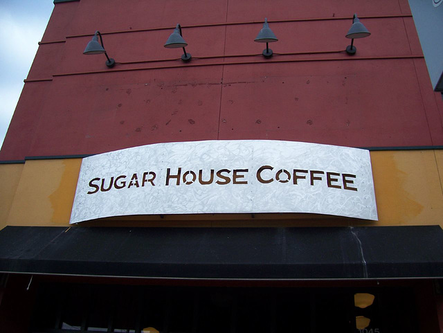 Sugar House Coffee (new location)