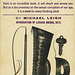MacFadden Books 75-209 - Michael Leigh - The Velvet Underground