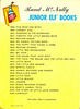 Rand McNally junior elf yellow back cover