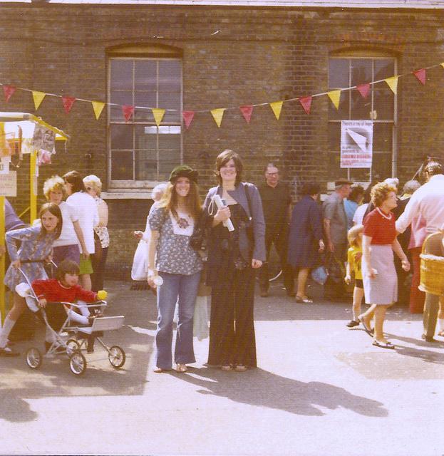 Leytonstone Hospital Fundraiser, 1974 #1