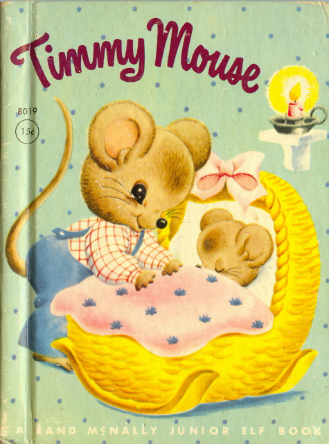 Timmy Mouse